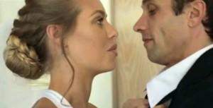 Une dernière fois avant la cérémonie : la mariée et son amant
